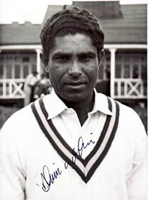 Alimuddin (cricketer) - Alimuddin in 1962