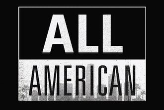 All American (TV series) - Image: All American Title Card
