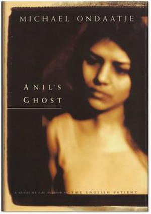 Anil's Ghost - First edition