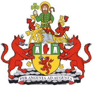 Coat of arms of County Antrim