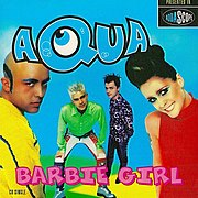 The 1997 song Barbie Girl by Aqua led to a five year lawsuit