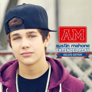 Extended Play (Austin Mahone EP) - Image: Austin Mahone EP Deluxe