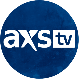 AXS TV American cable & satellite television network