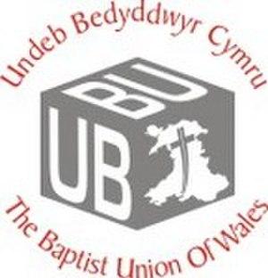 Baptist Union of Wales - Logo of the Baptist Union of Wales (Undeb Bedyddwyr Cymru).