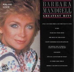 Greatest Hits (Barbara Mandrell album) - Image: Barbara mandrell Greatest Hits