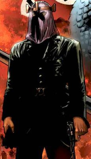 Baron Zemo - Heinrich Zemo, the 12th Baron Zemo Art by Steve Epting
