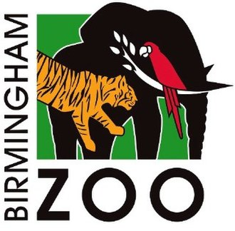 Birmingham Zoo - Image: Bham Zoo Logo