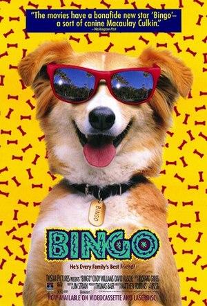 Bingo (1991 film) - Theatrical release poster