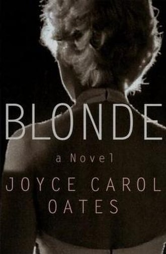 Blonde (novel) - First edition cover