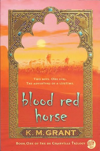Blood Red Horse - Puffin Books edition, 2004