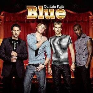 Curtain Falls - Image: Blue Curtain Falls