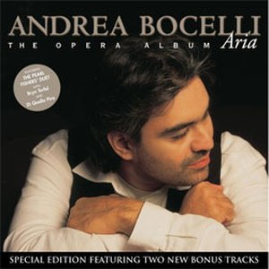 Aria: The Opera Album - Image: Bocelli Aria The Opera Album