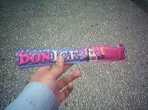 Bon Ice - BonIce product.