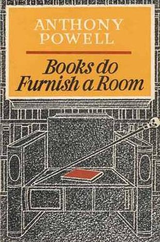 Books Do Furnish a Room - First edition cover