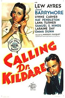 <i>Calling Dr. Kildare</i> 1939 film by Harold S. Bucquet