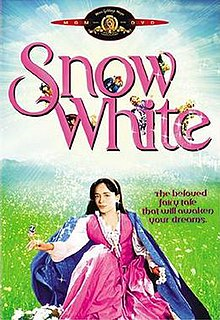 <i>Snow White</i> (1987 film) 1987 American musical film directed by Michael Berz