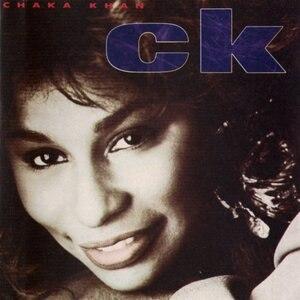 CK (album) - Image: Chaka Khan C.K