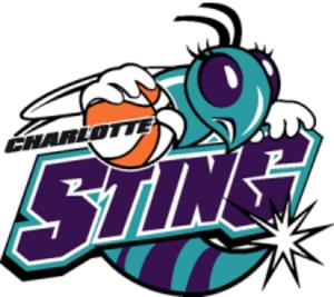 Charlotte Sting - Charlotte Sting logo 1997–2003.