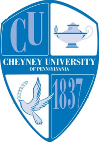 Cheyney University shield.png