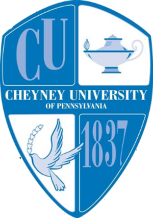Cheyney University of Pennsylvania - Image: Cheyney University shield