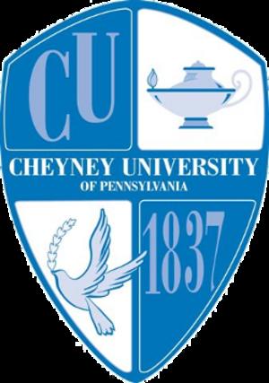 Cheyney University of Pennsylvania - Image: Cheyney University shield