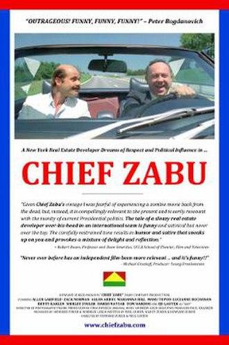 Chief Zabu - Theatrical release poster