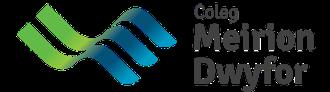 Coleg Meirion-Dwyfor - Coleg Meirion-Dwyfor logo