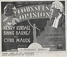 Counsel's Opinion (1933 film).jpg
