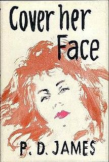 <i>Cover Her Face</i> 1962 Dalgliesh novel by P. D. James