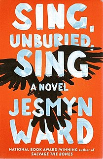 <i>Sing, Unburied, Sing</i> Book by Jesmyn Ward