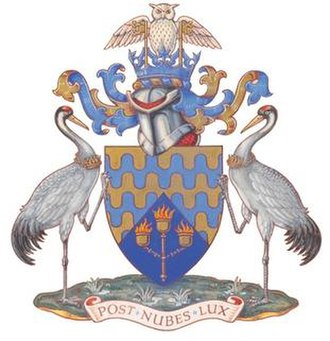 Cranfield University - Cranfield University coat of arms