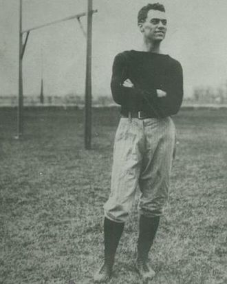Curley Byrd - Coach Byrd on the gridiron in 1918