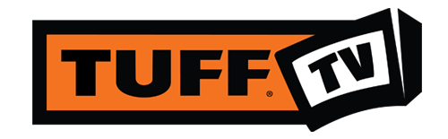 Current logo for TUFF TV