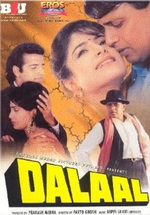 Download Dalaal 1993 Full Movie in 480p | 720p