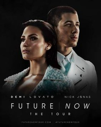 Future Now Tour - Image: Demi Lovato Future now