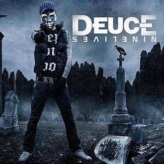 Nine Lives (Deuce album) - Image: Deuce Nine Lives Cover