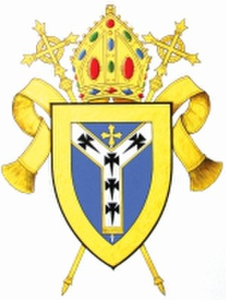 Archbishop of Dublin (Church of Ireland) - Image: Diocese of Dublin and Glendalough Arms