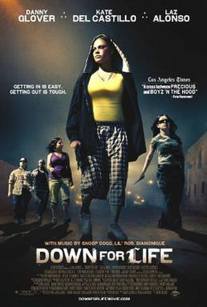 Down for Life (film) - Image: Down for Life