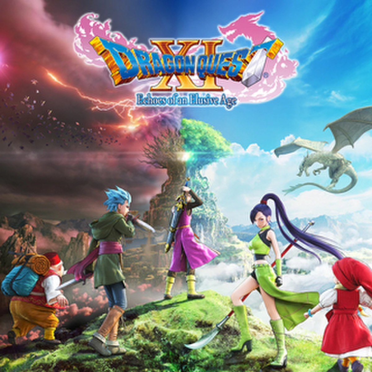 Dragon Quest Wikipedia: Dragon Quest XI