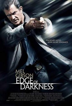 Edge of Darkness (2010 film) - Theatrical release poster