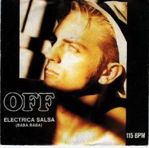 Electrica Salsa - Image: Electrica salsa