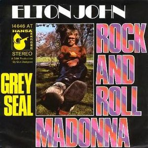Rock and Roll Madonna - Image: Elton John Rock and Roll Madonna