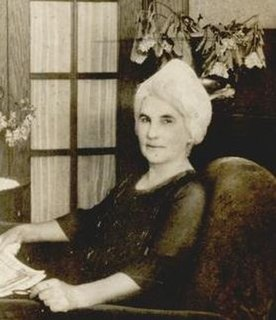 Estelle Chisholm Ward American journalist