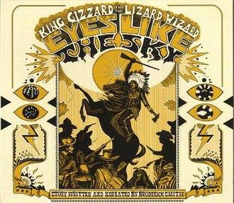 Eyes Like the Sky - Image: Eyes Like The Sky King Gizzard
