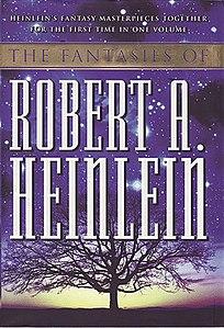 <i>The Fantasies of Robert A. Heinlein</i> book by Robert Heinlein