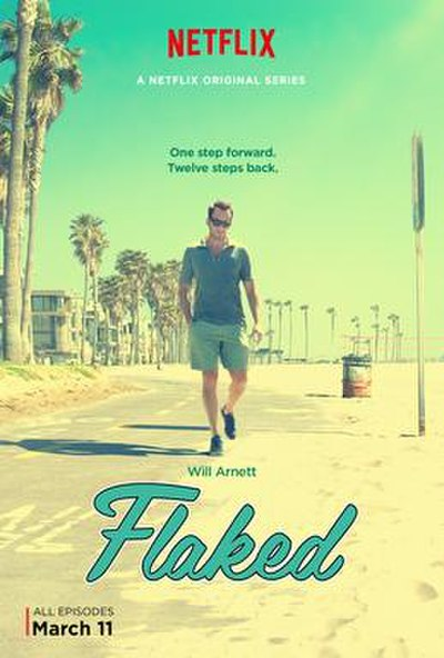 Picture of a TV show: Flaked