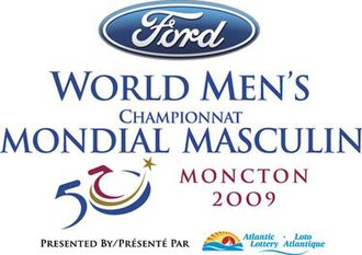 2009 World Men's Curling Championship - Image: Fordworlds 2009