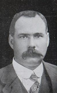 Fred Stacey Australian politician