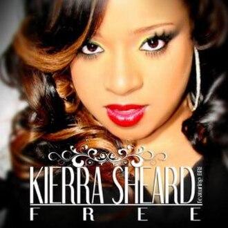 Free (Kierra Sheard album) - Image: Free Cover Art