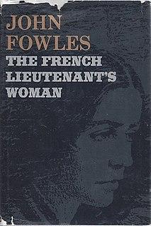 <i>The French Lieutenants Woman</i> 1969 novel by John Fowles